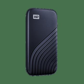 WD My Passport SSD 2TB - Blue