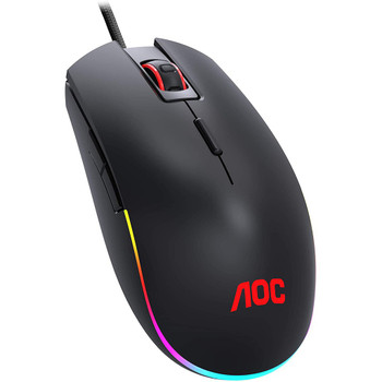 AOC GM500 RGB Gaming USB Mouse