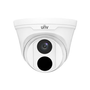 UNIVIEW IPC3618SR3DPF40M 8MP IR ULTRA 265 OUTDOOR TURRET IP SECURITY CAMERA