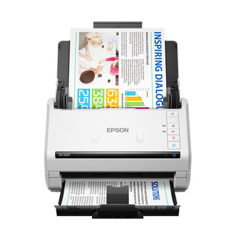 Epson WorkForce DS-530II 35ppm ADF Scan to Cloud Services Document Scanner