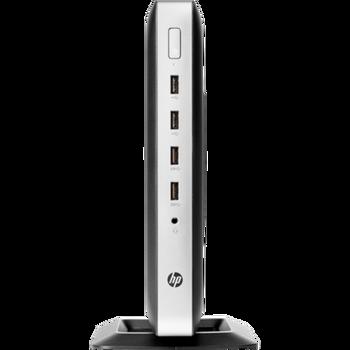HP t630: AMD GX-420GI 2.0 GHz (upto 2.2 GHz)/ 16 GB/ 128GB/ Embedded APU/ No WiFi/ Serial Port/ HP Smart Zero/