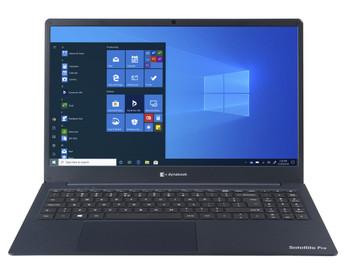 """Toshiba Dynabook Satellite Pro C40-h Notebook PC, I7-1065G7, 14"""" Fhd, 8gb, 256gb Ssd, Usb-c, W10p, 1yr"""