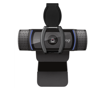 Logitech C920e Webcam, 1080p Hd, Dual Mic, Built In Hd Autofocus, 3yr Wty