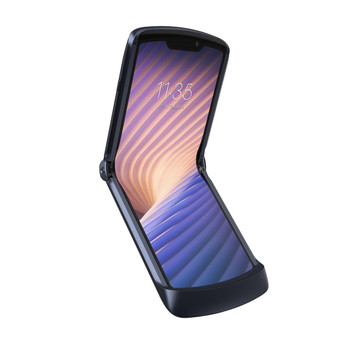 Motorola Razr 5G Polished Graphite
