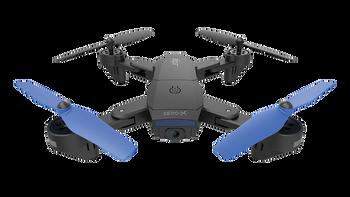 Zero-X Edge Full HD Drone with Optical Flow & Wi-Fi FPV (ZX-EDG)