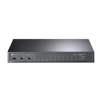 TP-Link Tl-SL1311MP 8-port 10/100mbps + 3-port Gigabit Desktop Switch With 8 Poe+ Ports