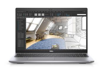 """Dell Mobile Precision Notebook PC  3560 I5-1145g7, 15.6"""" Fhd, 8gb, 256gb, T500(2gb), Wl, W10p, 1yos"""