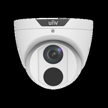 Uniview IPC3618SB-ADF28KM-10 8MP Ultra 265 Outdoor Turret Security Camera