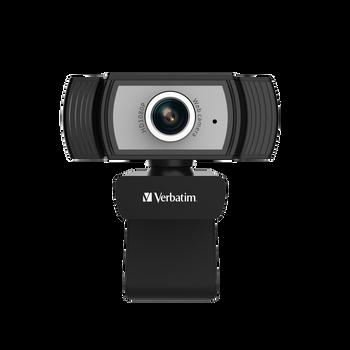 Verbatim 1080p Full HD Webcam