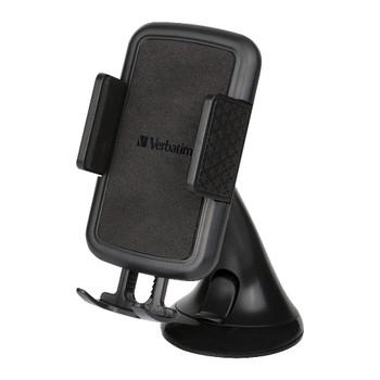 Verbatim Phone Mount - Windscreen/dash - Black