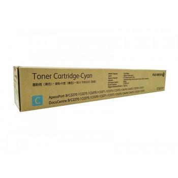 Fuji Xerox CT202635 Cyan Toner Cartridge 18.5K for DCVI2271 DCVI3371 DCVI4471 DCVI5571 DCVI6671