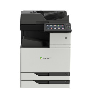 Lexmark CX923de 55ppm A3 Colour Multifunction Laser Printer (Second Hand - Used)