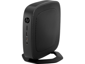 HP T540 Thin Client 8GB, 64GB Ie,2xdp (2 Mon.supported), Wifi, W10iot, 3yr