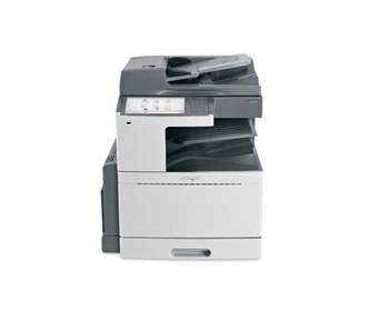 Lexmark X954de 55ppm A3 Colour Multifunction Laser Printer + Base (Second Hand - Used)