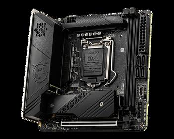 MSI Meg Z590i Unify Gaming Motherboard Mini-ITX