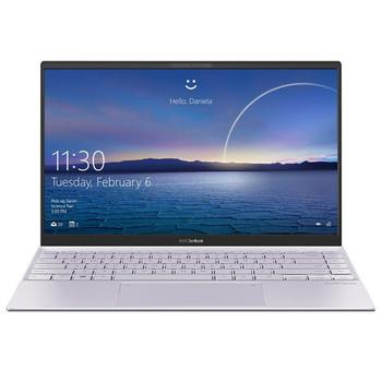 "Asus ZenBook 14 UM425UA Notebook PC R7-5700, 14"" FHD, 512GB SSD, 16GB Ram, Intel Hd, Numpad, W10h, 1yr (Mist)"