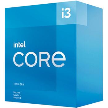Intel Core I3-10105f 3.70GHz Quad Core SKTLGA1200 6.00mb LGA1200 Processor