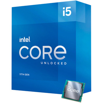 Intel Core i5-11600K 3.90GHz 6 Core 12M Up to 4.90GHz LGA1200 Processor