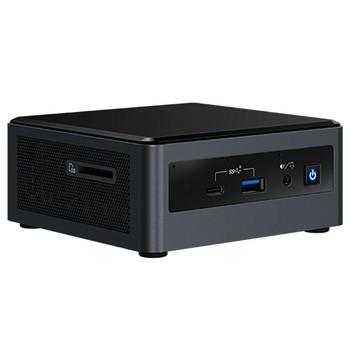 """Intel NUC Mini PC Pro Kit, I3-1115g4, ddr4(0/2), m.2(0/1), 2.5""""(0/1), no Pwr Cord,3yr"""