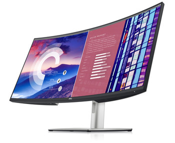 "Dell U-series 38"" (21:9) IPS Curve WQHD Monitor, 3840x1600, 8ms, Hdmi,dp, Usb-c, H/adj, Tilt, 3yr"