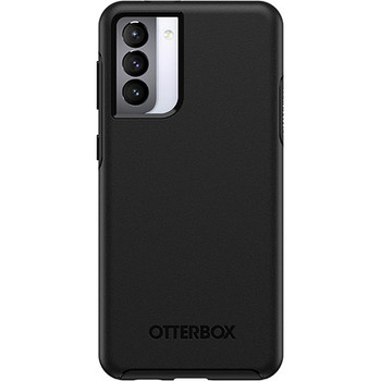 Otterbox Symmetry Series Case (Black) for Galaxy S21+ 5G