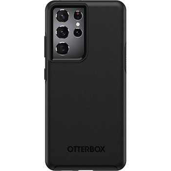Otterbox Symmetry Series Case (Black) for Galaxy S21 Ultra 5G