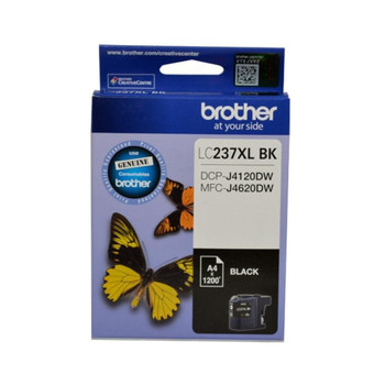 Brother LC237XL Black Ink Cartridge