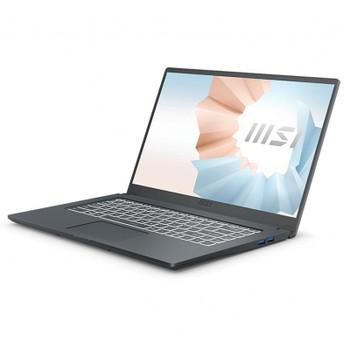 MSI Modern 15 A11M-211AU Notebook PC I7 8GB 512GB Iris Xe Graphics