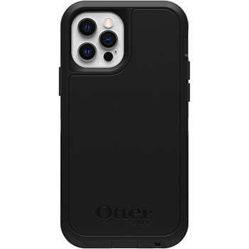 Otterbox Defender Series XT Case with MagSafe (Black) for Apple iPhone 12 / 12 Pro