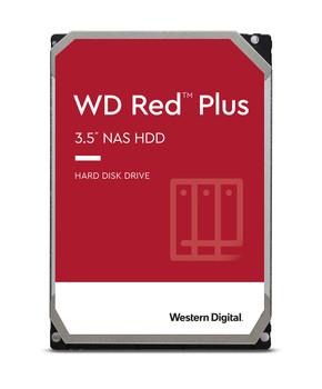 Western Digital 14TB Red Plus 512mb Cmr 3.5in Sata 6gb/s
