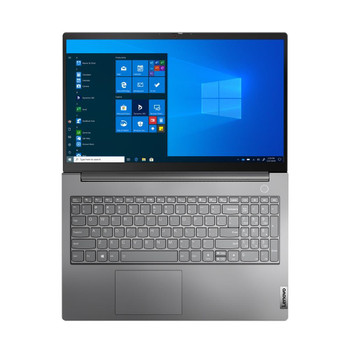 "Lenovo ThinkBook 15 Notebook PC I7-1165g7, 15.6"" Fhd, 256GB SSD, 8GB, Iris Xe, Wifi+bt, W10p64, 1yos"