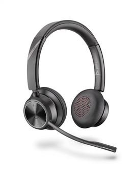 Poly Savi 7310 Office, S7310-m, Pc/dskphn, Mono, Secure Dect Wireless Headset - Msft Cert