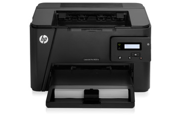 HP LaserJet Pro M201n 25ppm A4 Mono Laser Printer (Second Hand - Used)
