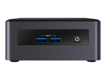 Intel Ultra Mini NUC PC, I5-8365u Vpro, 8gb(1/2), 256gb Ssd,wl-ac, W10p, No Cord,3yr Nbd