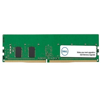 Dell 8GB RDIMM DDR4 ECC Server Memory, 2666mhz, Srx8 (suits T440, R440, R540, R740)