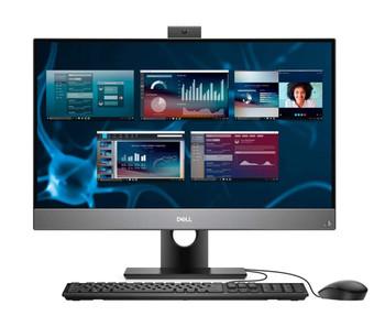 "Dell Optiplex 7480 23.8"" IPS Touch All-in-One Desktop PC I5-10500, 23.8"" FHD, 8GB, 1TB HDD, Wl, W10p, 3yos"