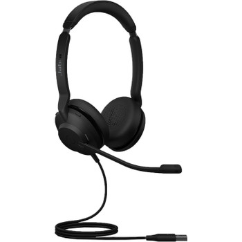 Jabra Evolve2 30 Wired UC USB-A Stereo Headset