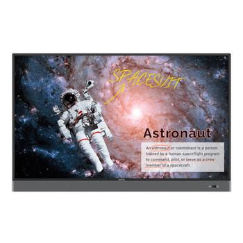 BenQ 65 Interactive Panel RM6502K OS UHD 3840X2160 20x Touch Anti-Glare 450CD/M