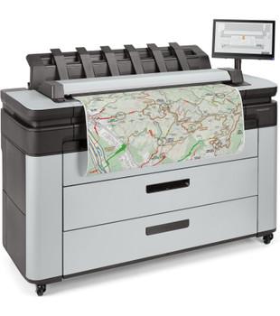 HP DesignJet XL 3600dr 36-in Multifunction Printer with PostScript/PDF