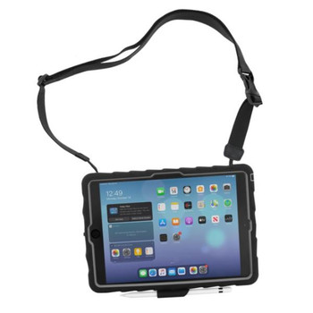 """Gumdrop Hideaway Rugged iPad 10.2 Case with Shoulder strap Designed for: Apple iPad 10.2"""" 2019 7th & 8th Gen"""