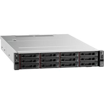 "Lenovo ThinkSystem SR550 Silver 4216 Rack Server 16c(1/2), 32gb(4/12), 2.5"" Hs(0/8), Sr530, 750w (1/2), 3yr"