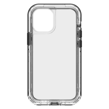 Otterbox Lifeproof Next Smartphone Case (Black Crystal Clear/Black) for iPhone 12 Mini