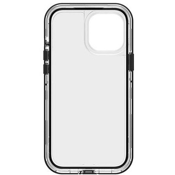 Otterbox Lifeproof Next Smartphone Case (Clear/Black) for iPhone 12 Pro Max