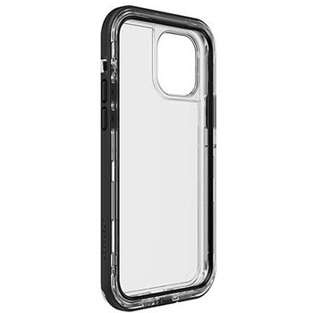 Otterbox Lifeproof Next Smartphone Case (Clear/Black) for iPhone 12 / 12 Pro