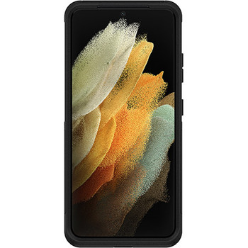 Otterbox Commuter Series Case (Black) for Galaxy S21 Ultra 5G