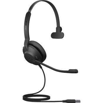 Jabra Evolve2 30 USB-A UC Wired Mono Headset