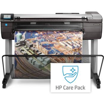 BUNDLE HP DesignJet T830 36-in Multifunction Printer + 3 Year Next Business Day Warranty
