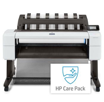 BUNDLE HP DesignJet T1600 36-in PostScript Printer + 5 Year Next Business Day Warranty