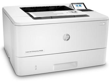 HP LaserJet Enterprise M406dn 40ppm A4 Mono Laser Printer