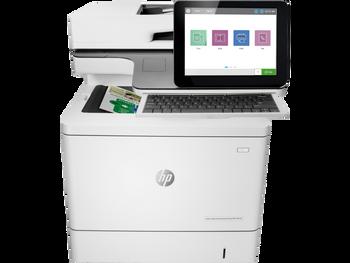 HP Color LaserJet Enterprise Flow MFP M578z 38ppm A4 Colour Multifunction Laser Printer